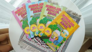 Buku Seri Minhajul Muslim Anak