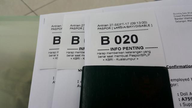 perpanjangan paspor